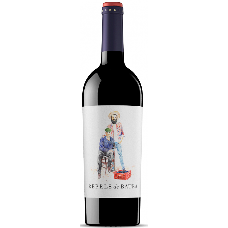 Rebels de batea negre 2015 vin rouge for Miroir de vin rouge